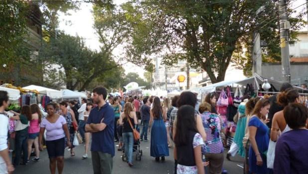 feira da vila madalena