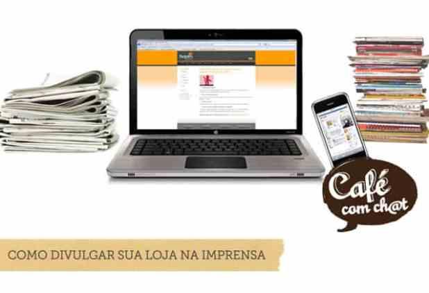 Café com chat: como divulgar sua loja para a imprensa
