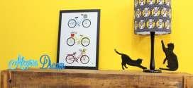 Moldes de gatos e cachorros