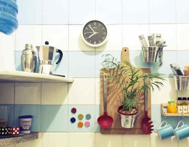 como organizar cozinha