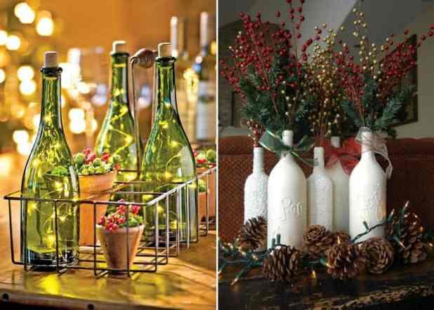 7 ideias para decorar a casa para o Natal