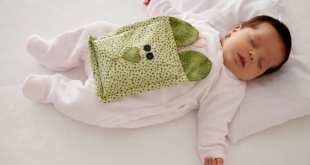 Bolsa anti-cólica para bebês desconfortáveis