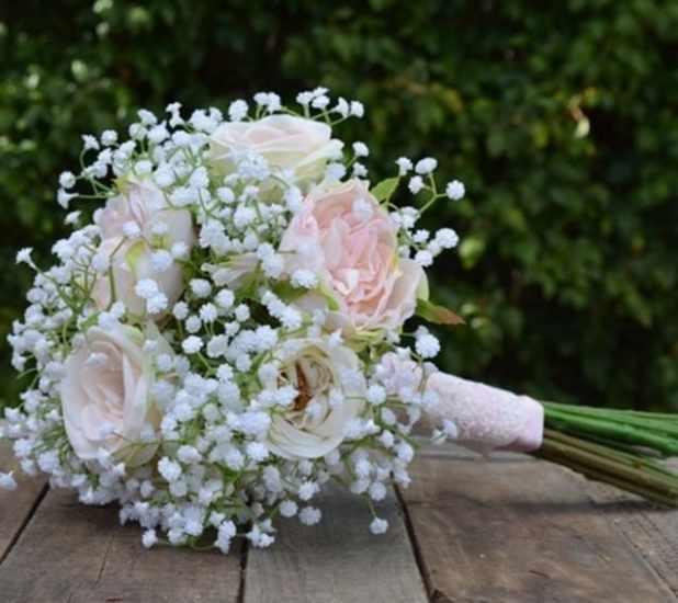 flores para casamento escolher