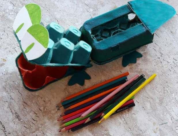 reciclagem para criança