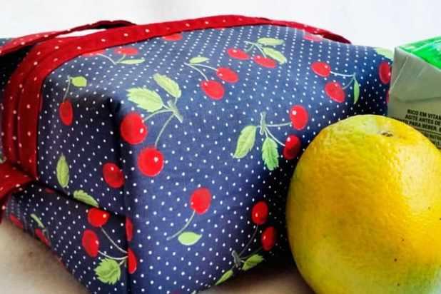 marmita no trabalho lunch bag
