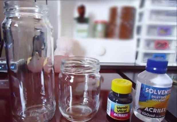 Decoração sustentável com vidros 1