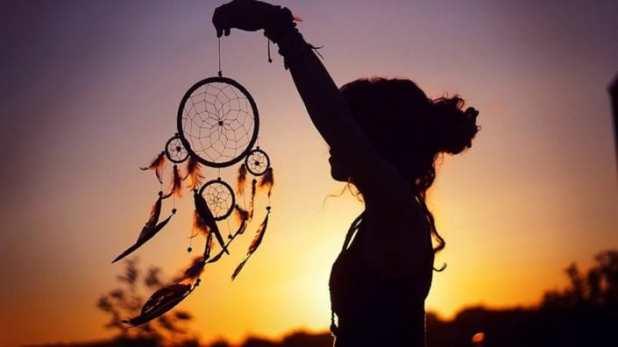filtro dos sonhos artesanal