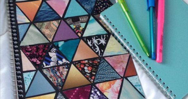 30 imagens de material escolar Tumblr