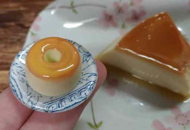 Bruna Nobrega miniaturas em biscuir