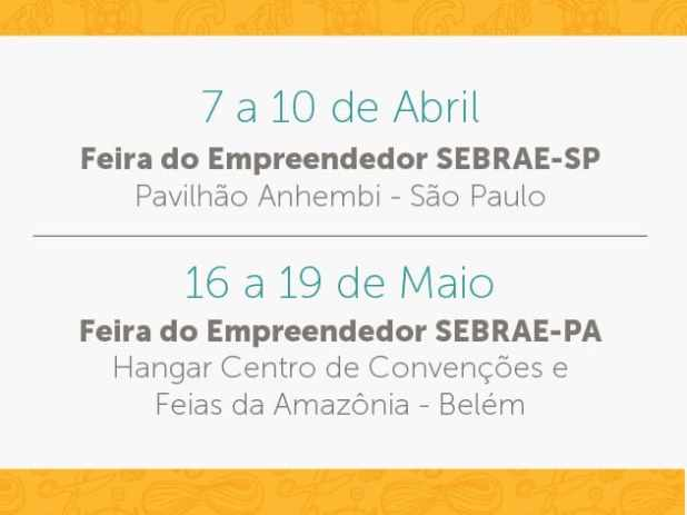 Eventos e Bazares do Elo7 2018 empreendedor