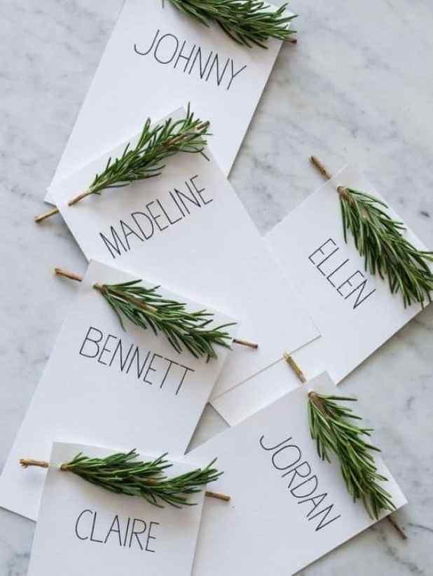 ideias de lugar marcado para casamento