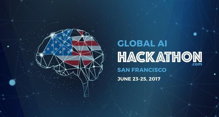 Global AI Hackathon – Google San Francisco, March 2017