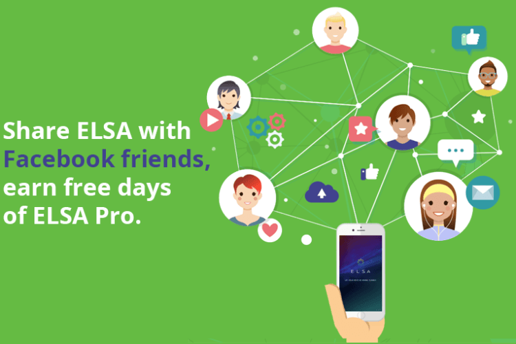 [New Feature] Refer A Friend. Earn Free ELSA