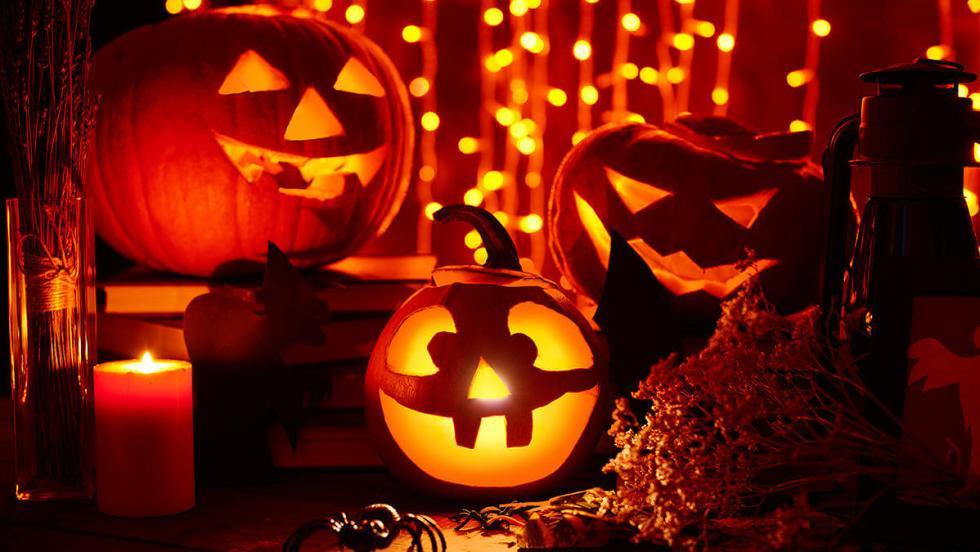 từ vựng Halloween