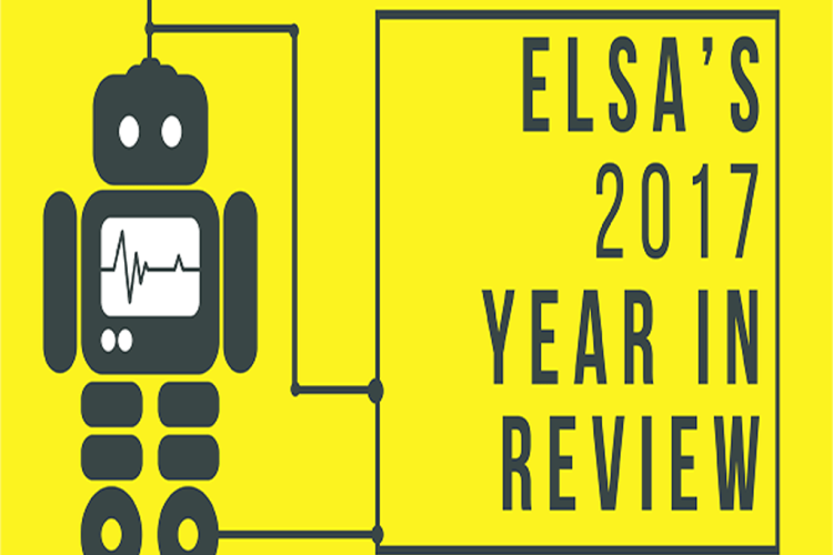 ELSA's Growth: Looking Back On The Year 2017