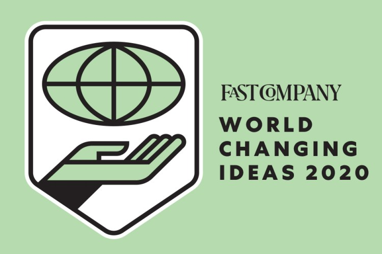 FAST COMPANY ANNOUNCES WINNERS OF 2020 WORLD CHANGING IDEAS AWARDS