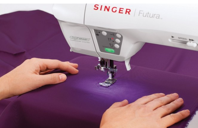 Singer Futura XL 550 Training