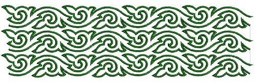 Stem Stitch Embroidery Designs for lace