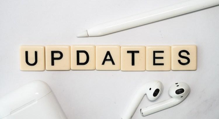 updates - aktualizacie