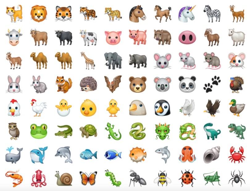 WhatsApp libera seu próprio conjunto de Emojis 4