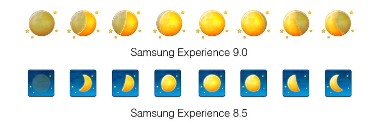 Samsung-Experience-9-0-Emojipedia-Comparison-Moon-Phases