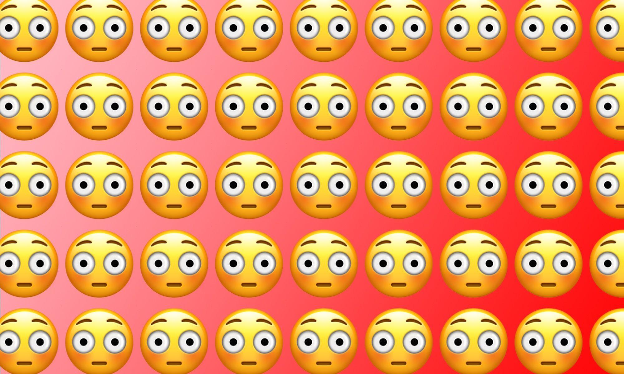 Emoji Oop Meme Sticker Shy Wow Dissapointed Oop Hand Over