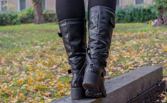 There You Go Stiefel von Gothicana