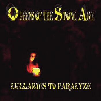 Queens Of The Stone Age - Cover 1