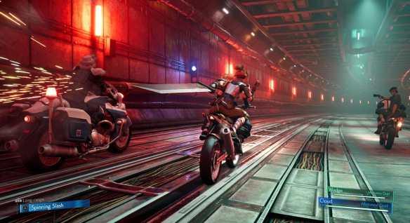 Final Fantasy VII bekommt ein komplettes Upgrade!