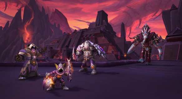 Die Erwachte Stadt ist ein herausfordernder Raid mit zwölf Bossen.