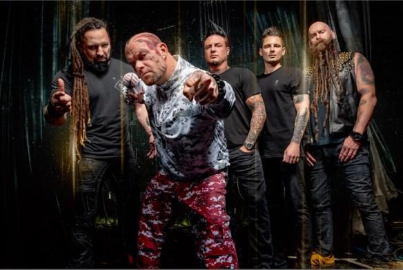 Five Finger Death Punch - Band02