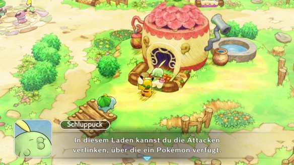 Pokémon Mystery Dungeon: Retterteam DX ist ein buntes RPG.