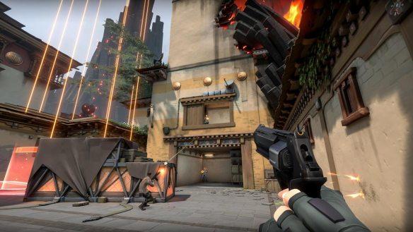 Riot Games verspricht mit Valorant ein schnelles und taktisches Spiel.