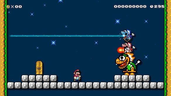Neue Gegner, neue Elemente für den Super Mario Maker 2.