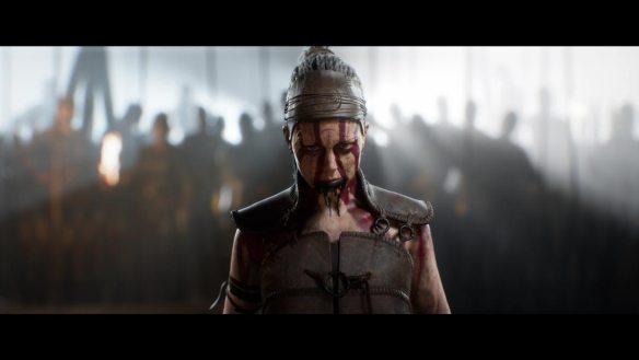 Hellblade wird einer der exklusiven Titel für die Xbox Series X werden.