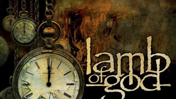 Lamb Of God - Banner1