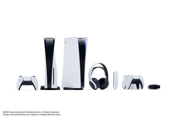 Weiß wird wohl die Farbe der Saison, ich hoffe auf eine schwarze Ausgabe. Quelle: Sony