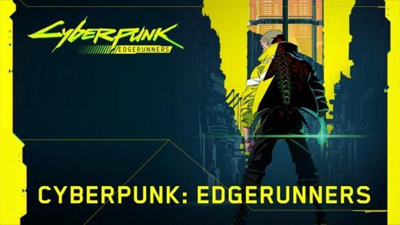 Cyberpunk: Edgerunners ist eine Anime-Serie für Netflix.