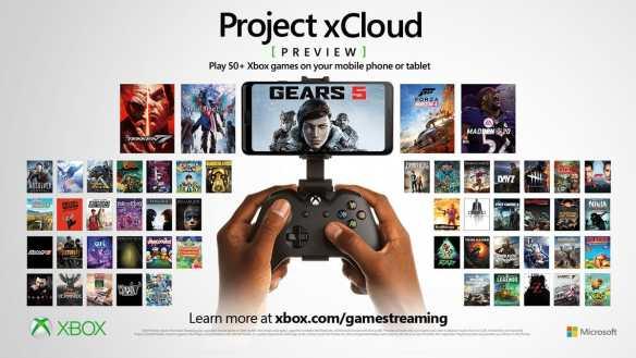 Project xCloud wird auch Entwicklern zugute kommen - eine spannende Technologie.