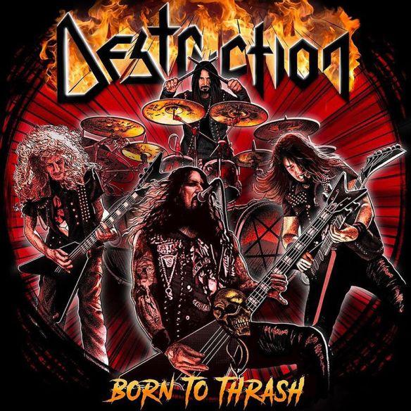 Destruction - Cover