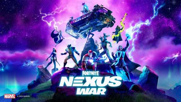 Fortnite Kapitel 2 - Saison 4: Nexus War ist ab sofort verfügbar.