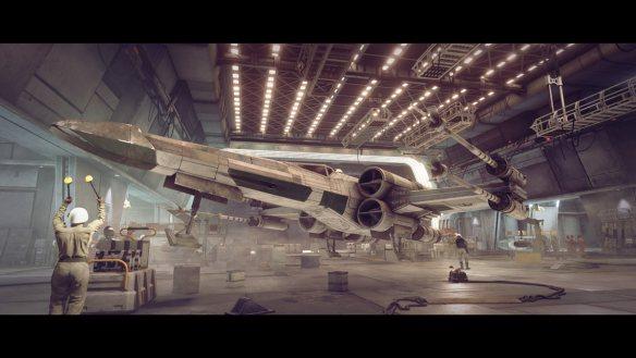 Star Wars: Squadrons erscheint bereits am 2. Oktober.