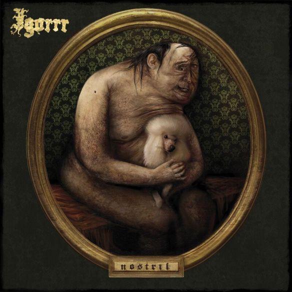 Igorrr - Cover