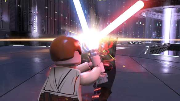 Lego Star Wars: Die Skywalker Saga erscheint im Frühjahr 2021.