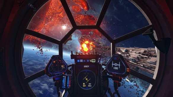 Die Sicht aus dem Cockpit ist echt beschränkt - aber man lernt dazu.
