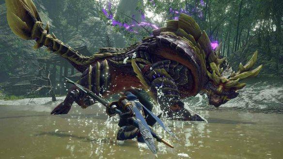 Auf der Nintendo Switch geht die Monster-Jagd weiter!
