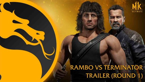 Rambo gegen Terminator - wer gewinnt den Kampf?