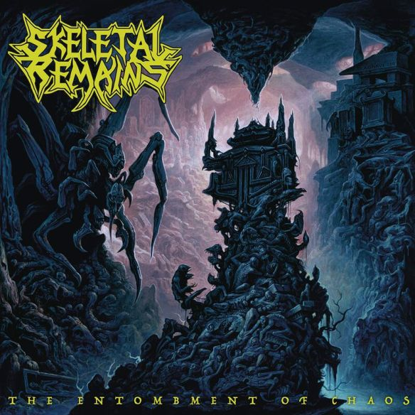 Skeletal Remains - Cover