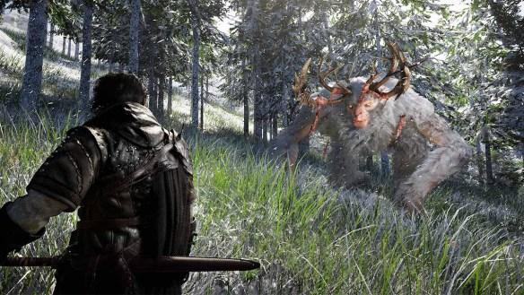 Im Gameplay-Trailer macht das Kampfsystem einen schnellen Eindruck.