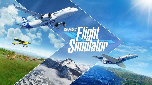 2 Millionen aktive Piloten im Microsoft Flight Simulator.